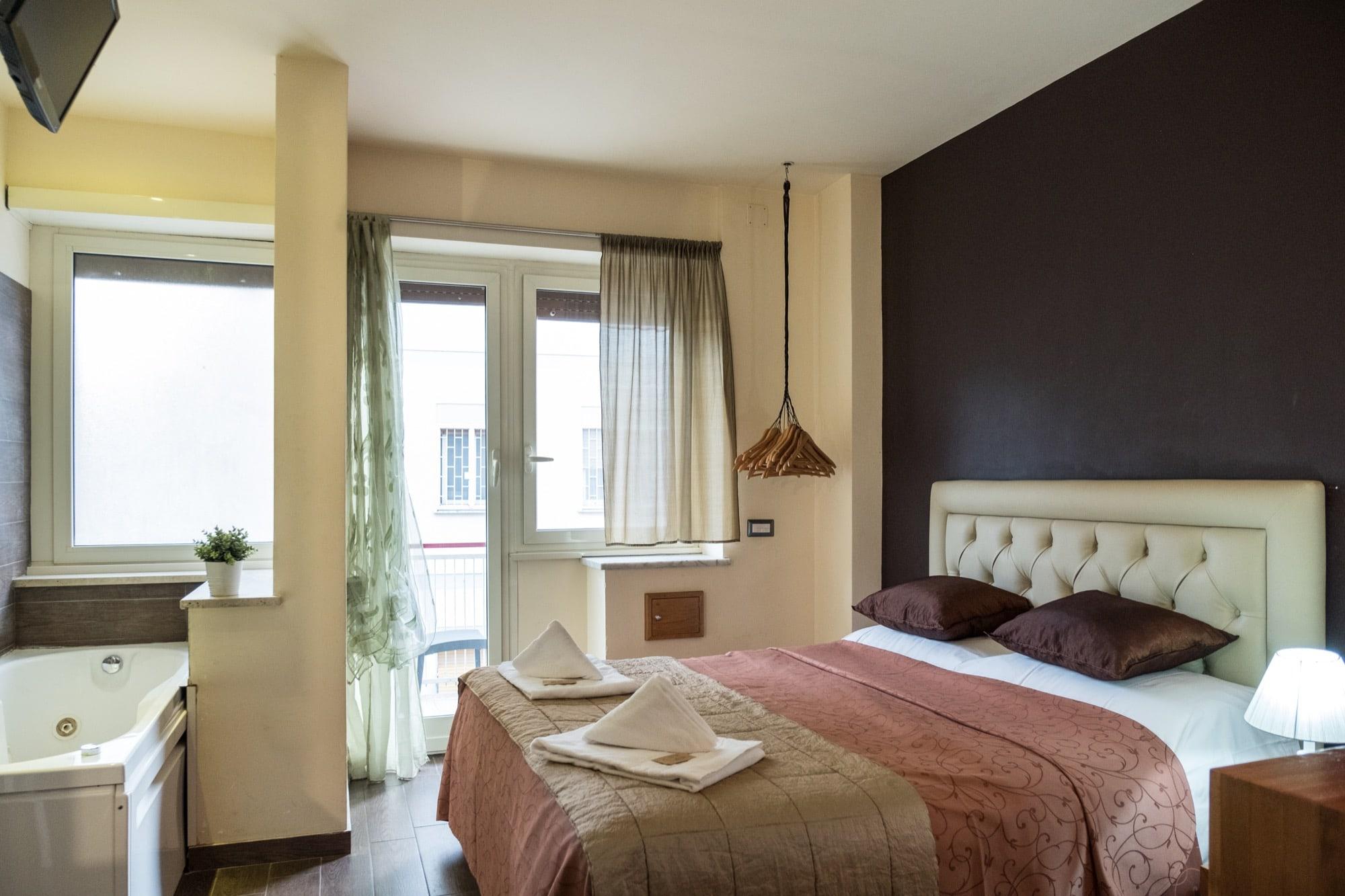 Bed&Breakfast Portuensi - Room